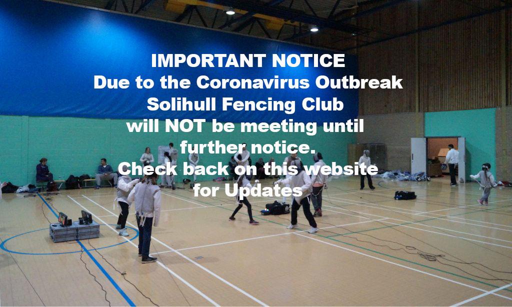 Solihull Fencing Club